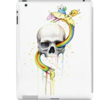 Deathventure Time! iPad Case/Skin