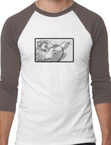 RAPPER Men's Baseball ¾ T-Shirt