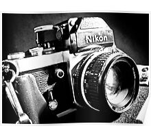 Nikon F2 Poster
