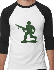 Army Man Men's Baseball ¾ T-Shirt