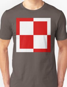 Polish Air Force Insignia  Unisex T-Shirt