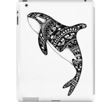 Killer Whale iPad Case/Skin