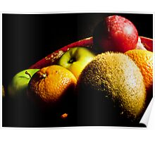 Feeling Fruity Poster