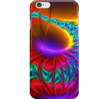 Oil Burst iPhone Case/Skin