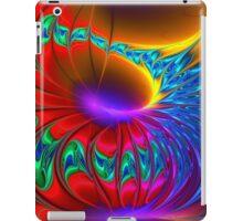 Oil Burst iPad Case/Skin