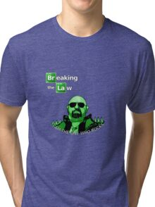 Breaking the Law Tri-blend T-Shirt