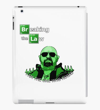 Breaking the Law iPad Case/Skin
