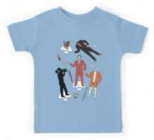 Cut It Out: Ron Burgundy Kids Tee