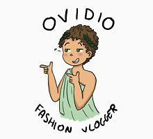 Ovidio Fashion Vlogger 1 Women's Fitted Scoop T-Shirt