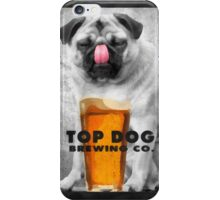Top Dog Brewing Co. iPhone Case/Skin