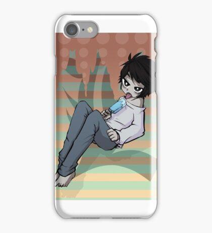 Deathnote L iPhone Case/Skin
