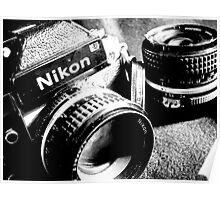 Nikon F2.2 Poster