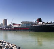 William G. Mather Steamship by Kasia-D