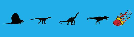 dinosaur evolution by bmins001