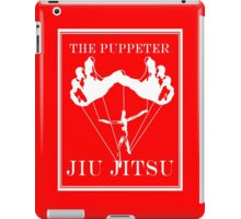 The Puppeteer Jiu Jitsu White  iPad Case/Skin