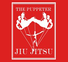 The Puppeteer Jiu Jitsu White  Unisex T-Shirt