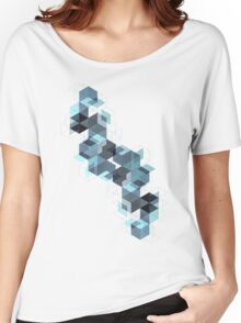 Cube Architec Women's Relaxed Fit T-Shirt