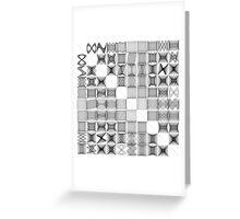 Lissajous XXVIII Greeting Card