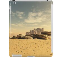 Desert Town Swallowed by the Sand iPad Case/Skin