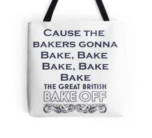 Great British Bake Off Tote Bag