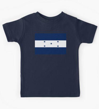 Honduras Air Force Insignia Kids Tee