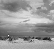 Lost in the dunes by StephenRB