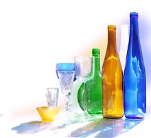 Color Glass by VallaV