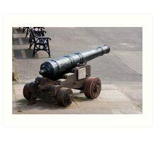 Canon Guard Art Print