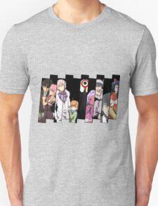 future diary mirai nikki yuno gasai yuki anime manga shirt T-Shirt