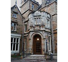Eastwood House, Glasgow, Scotland Photographic Print