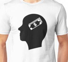Thinking Money Unisex T-Shirt