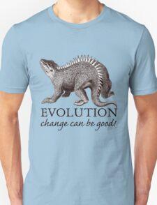 Evolution Dinosaur Humor T-Shirt