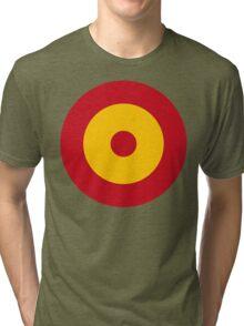Spanish Air Force Insignia Tri-blend T-Shirt