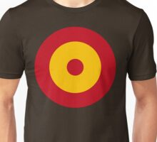 Spanish Air Force Insignia Unisex T-Shirt