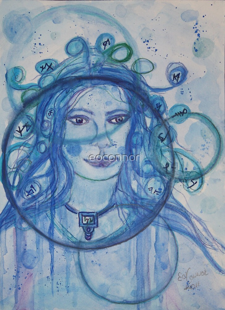 MOTHER THE UNIVERSE by eoconnor
