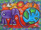 Day and Night On Planet Earth by Juli Cady Ryan