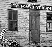3rd Street Station by Leon Heyns