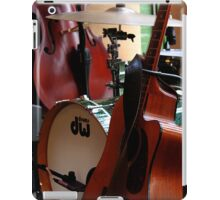 Music is life ☺ iPad Case/Skin
