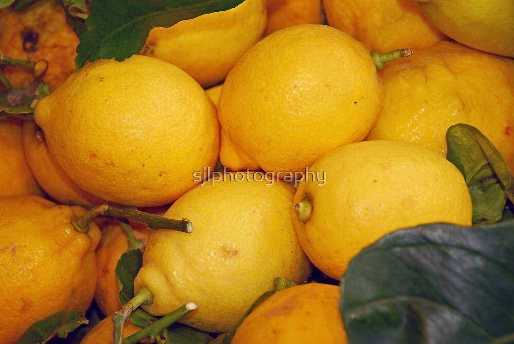 Lemony Basket by sjlphotography