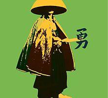 Samuray Way #3 by undersideland