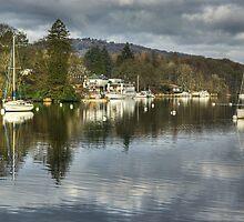 Lakeside by Jamie  Green