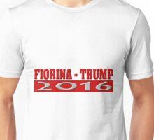 Fiorina Trump 2016 Unisex T-Shirt