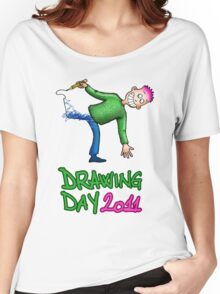 Drawing day 2011 Women's Relaxed Fit T-Shirt