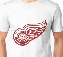 Detroit Red Wings Logo Unisex T-Shirt
