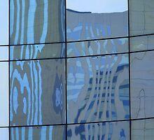 La Défense, Paris - Reflections by bubblehex08