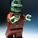 Frankenstein's Monster by smokebelch