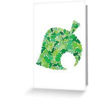 Animal Crossing New Leaf  Greeting Card