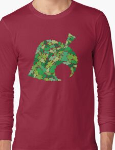 Animal Crossing New Leaf  Long Sleeve T-Shirt