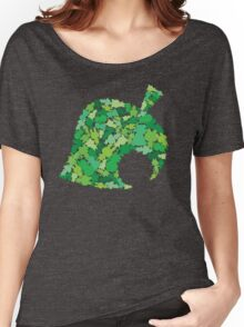 Animal Crossing New Leaf  Women's Relaxed Fit T-Shirt