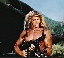 Beyonce Rambo by whatadreamval
